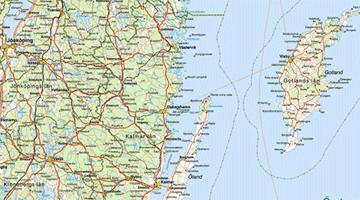 Karta Skane Och Danmark.Geodataprodukter Lantmateriet