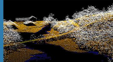 Exempel på Laserdata Skog